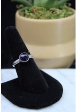 Blue Sapphire Ring - Size 8