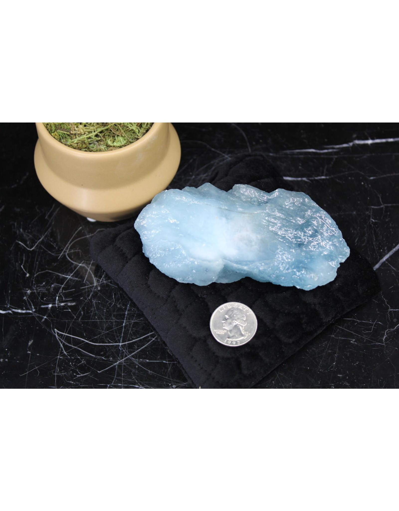 Aquamarine-Rough Medium/Large