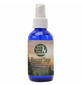 Blessed Sage Spray - 4 oz
