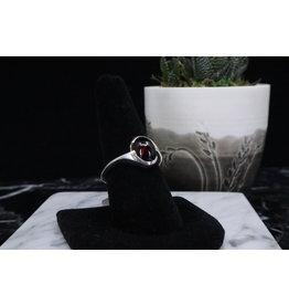 Garnet Ring  - Size 9