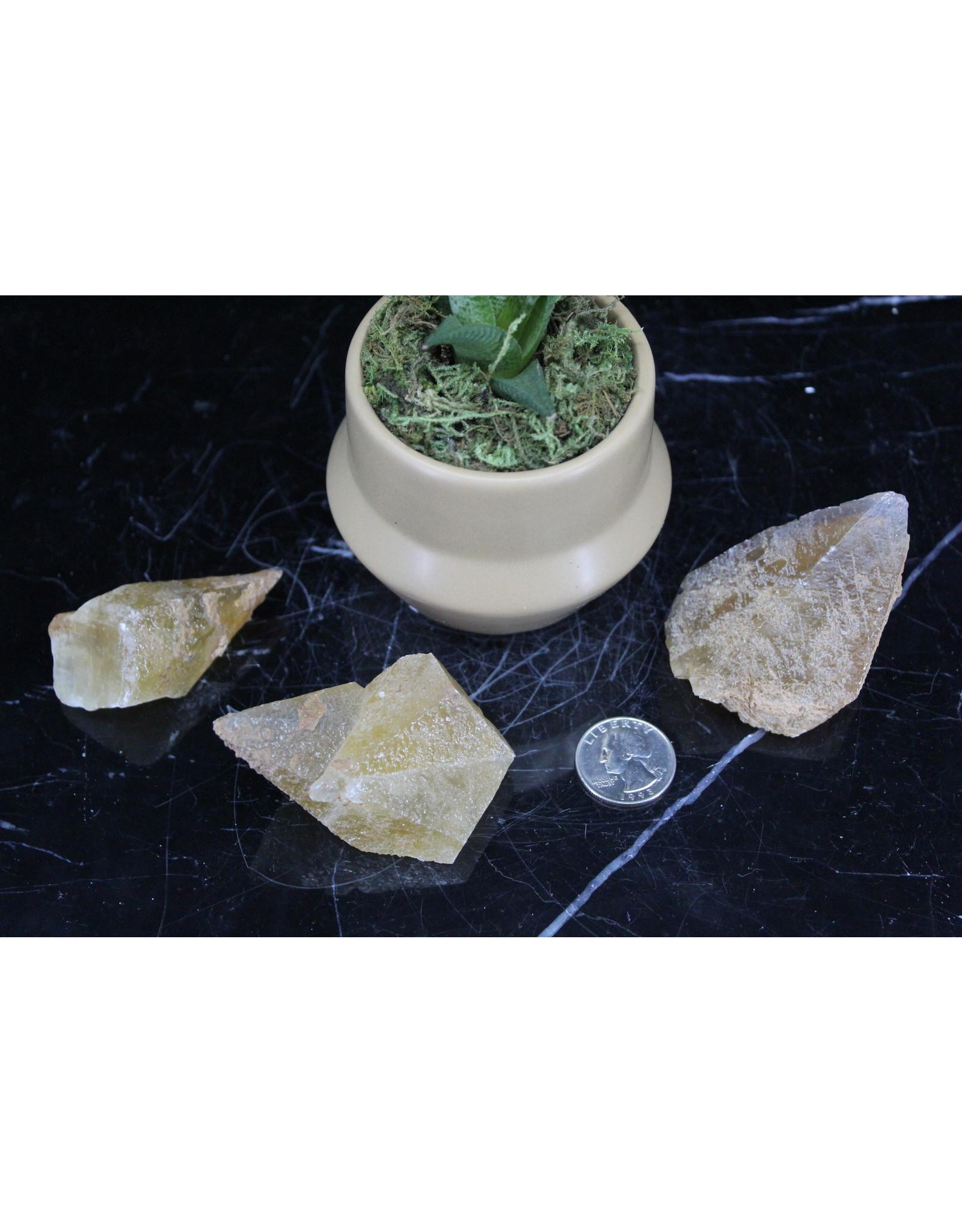 Dog Tooth Calcite Rough Small