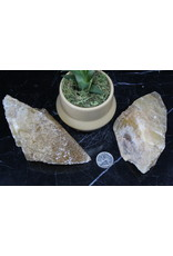 Dog Tooth Calcite Rough Large