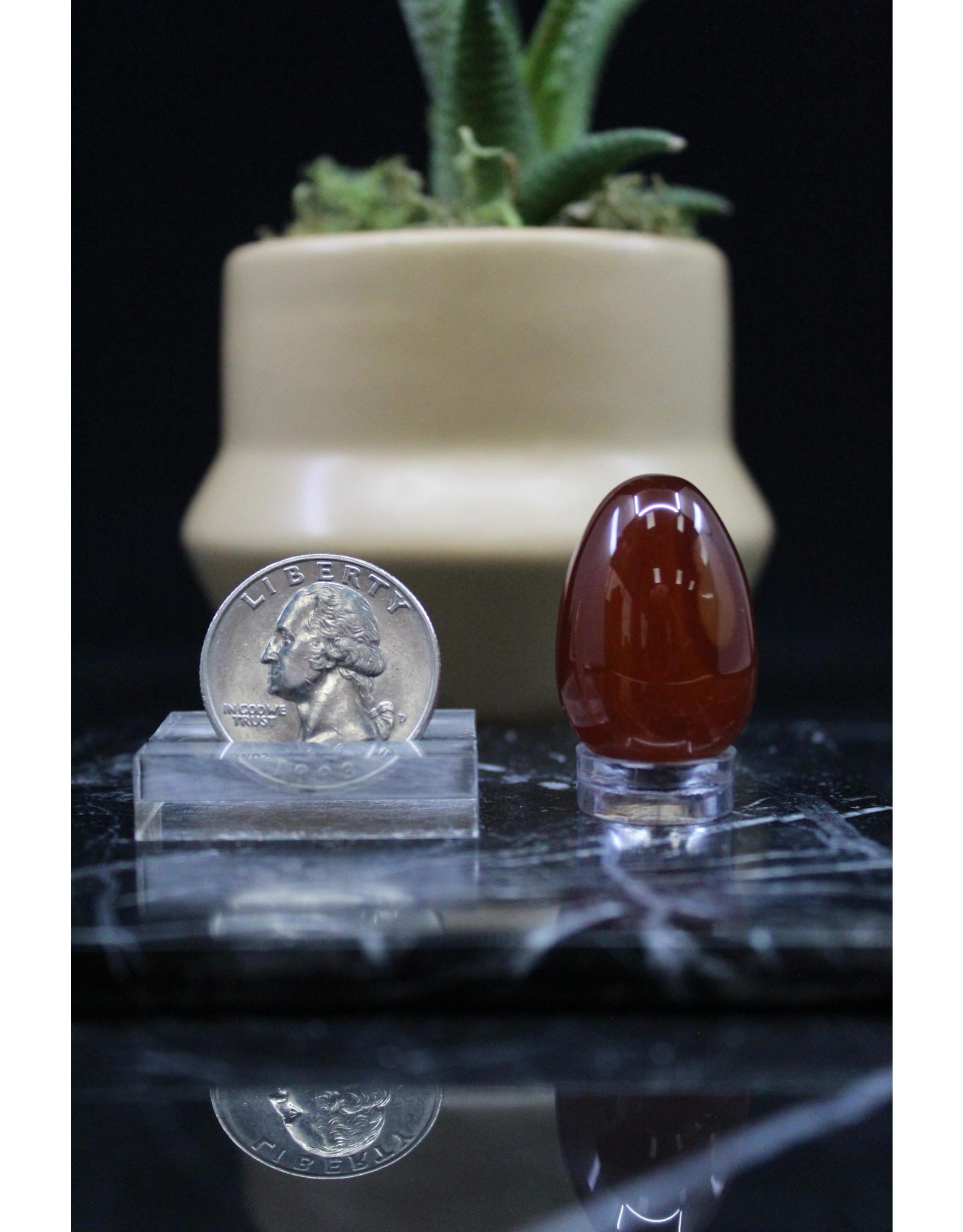 Carnelian Egg- Small