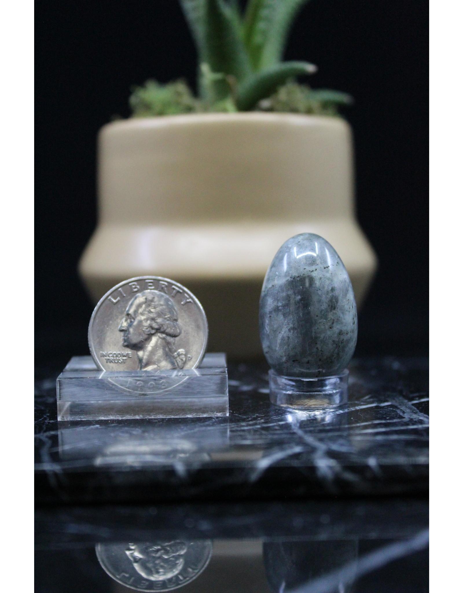 Blue Labradorite Egg - Small