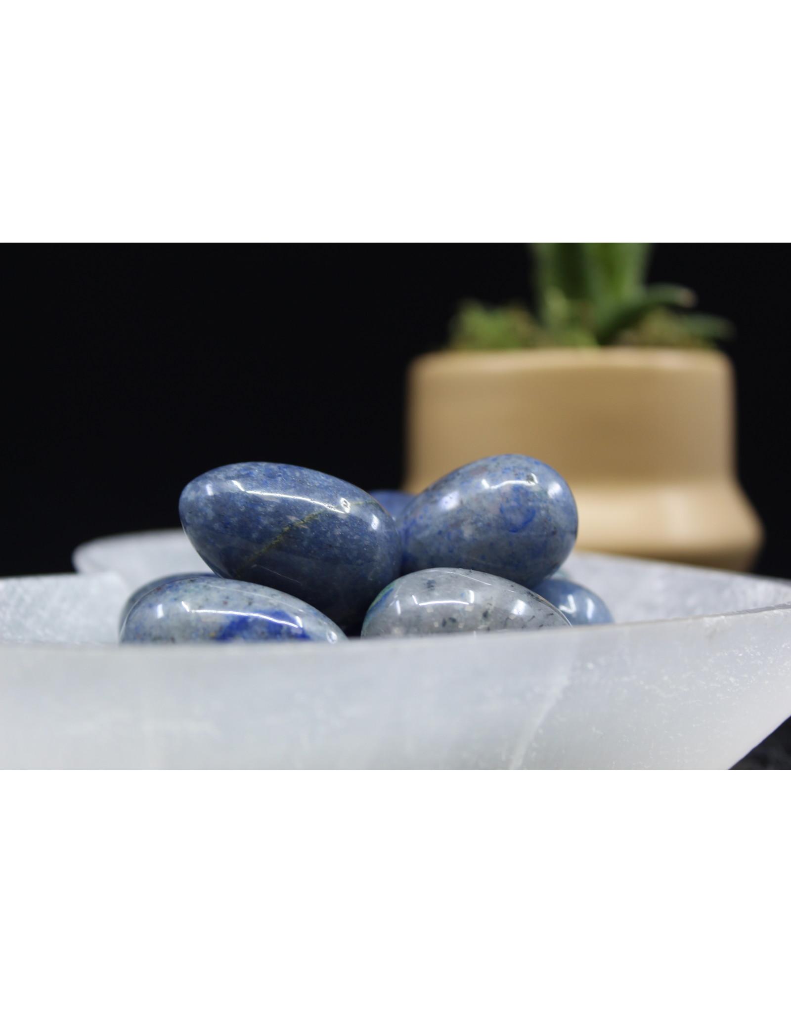 Blue Aventurine Egg - Small