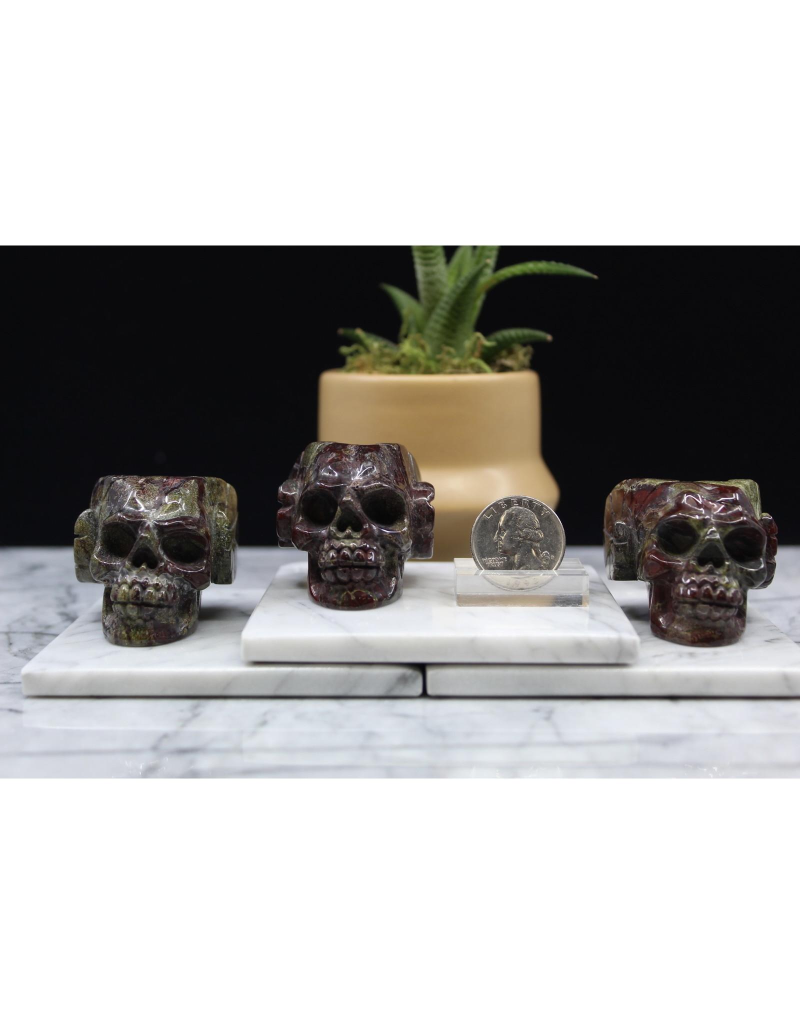 Dragons Blood Cavel Skull-Medium