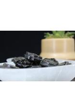 Black Obsidian Rosette