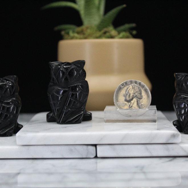 Black Onyx Owl-Small