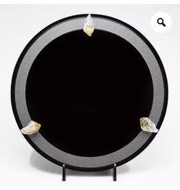 Citrine Energy Scrying Mirror