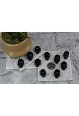 Black Obsidian Mini Skull