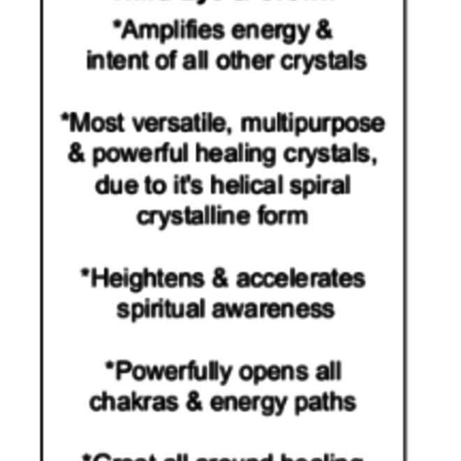 Clear Quartz Silver Capped Pendulum