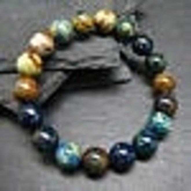 Azurite Bracelet-10mm