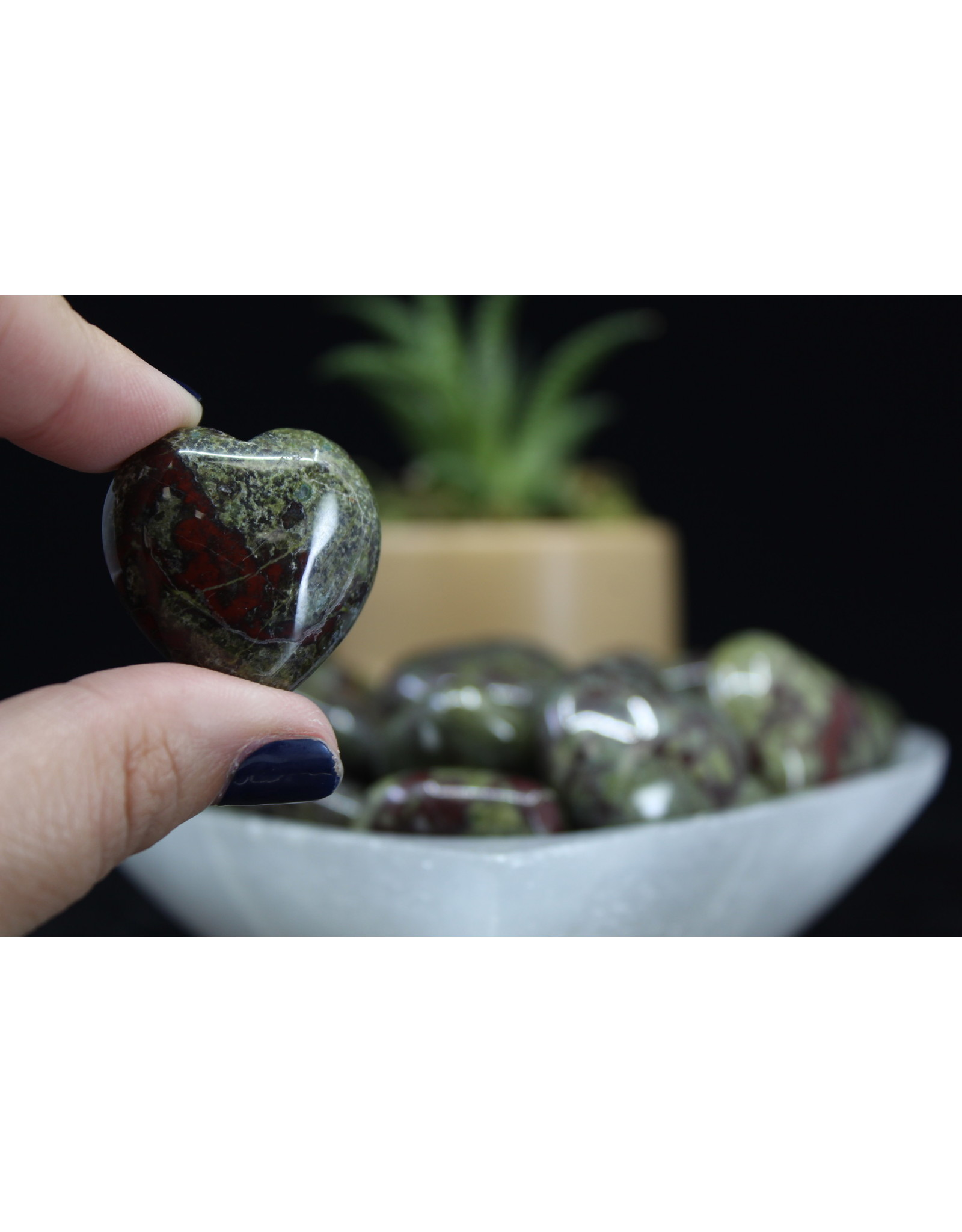 Dragons Blood Heart Small