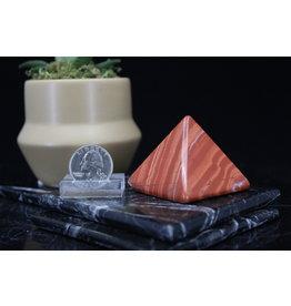 Red Jasper Pyramid Large