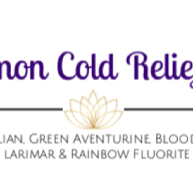 Crystal Kit -Common Cold Relief