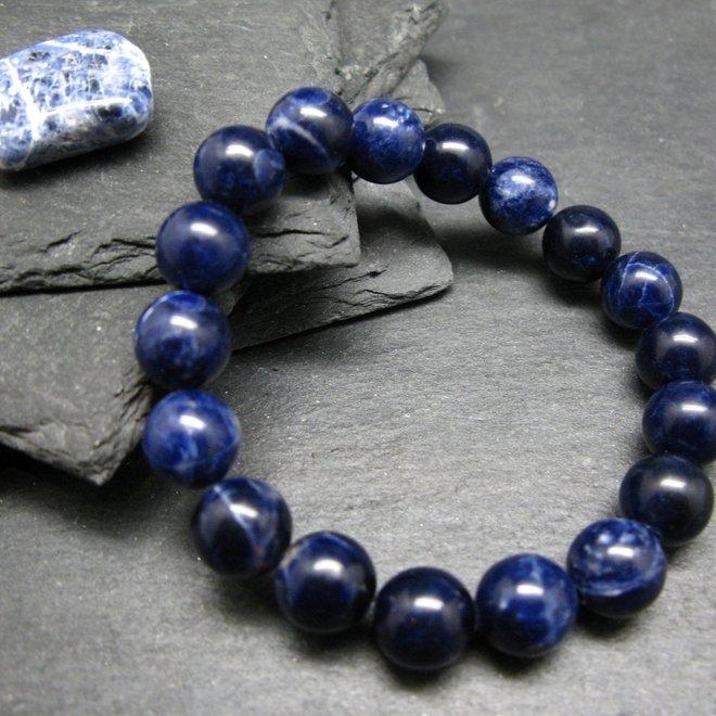 Sodalite (AAA Grade) Bracelet-10mm