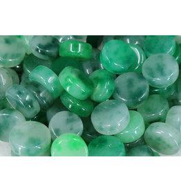 Green Fluorite Mini Disks