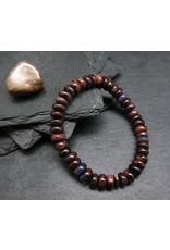 Bustamite Bracelet - 8mm Rondelle Beads