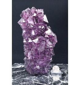 Purple Alunite Specimen - 6.27lbs