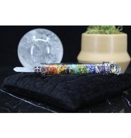 Chakra Chambered Wand-Pendulum
