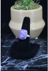 Charoite Ring - Size 8