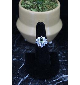 Peridot Ring - Size 6