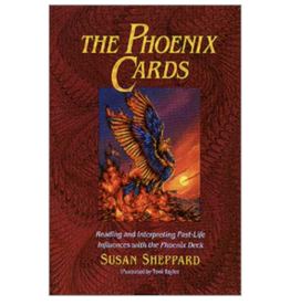 The Phoenix Cards - Past Life Oracle Deck