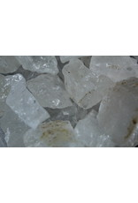 Clear Quartz Small - Rough Raw Natural