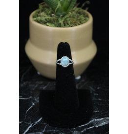 Larimar Ring - Size 8