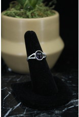 Amethyst Ring (Oval) - Size 5