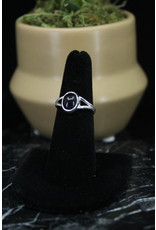 Amethyst Ring (Oval)  - Size 8