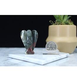 Bloodstone/Heliotrope Angel-Small