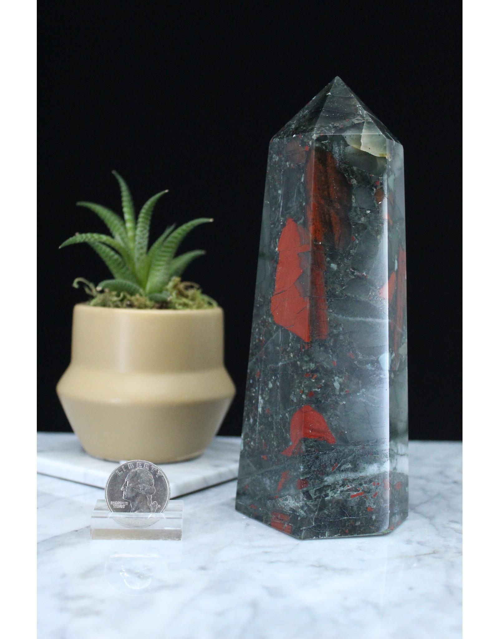 Bloodstone/Heliotrope Tower Point-XL