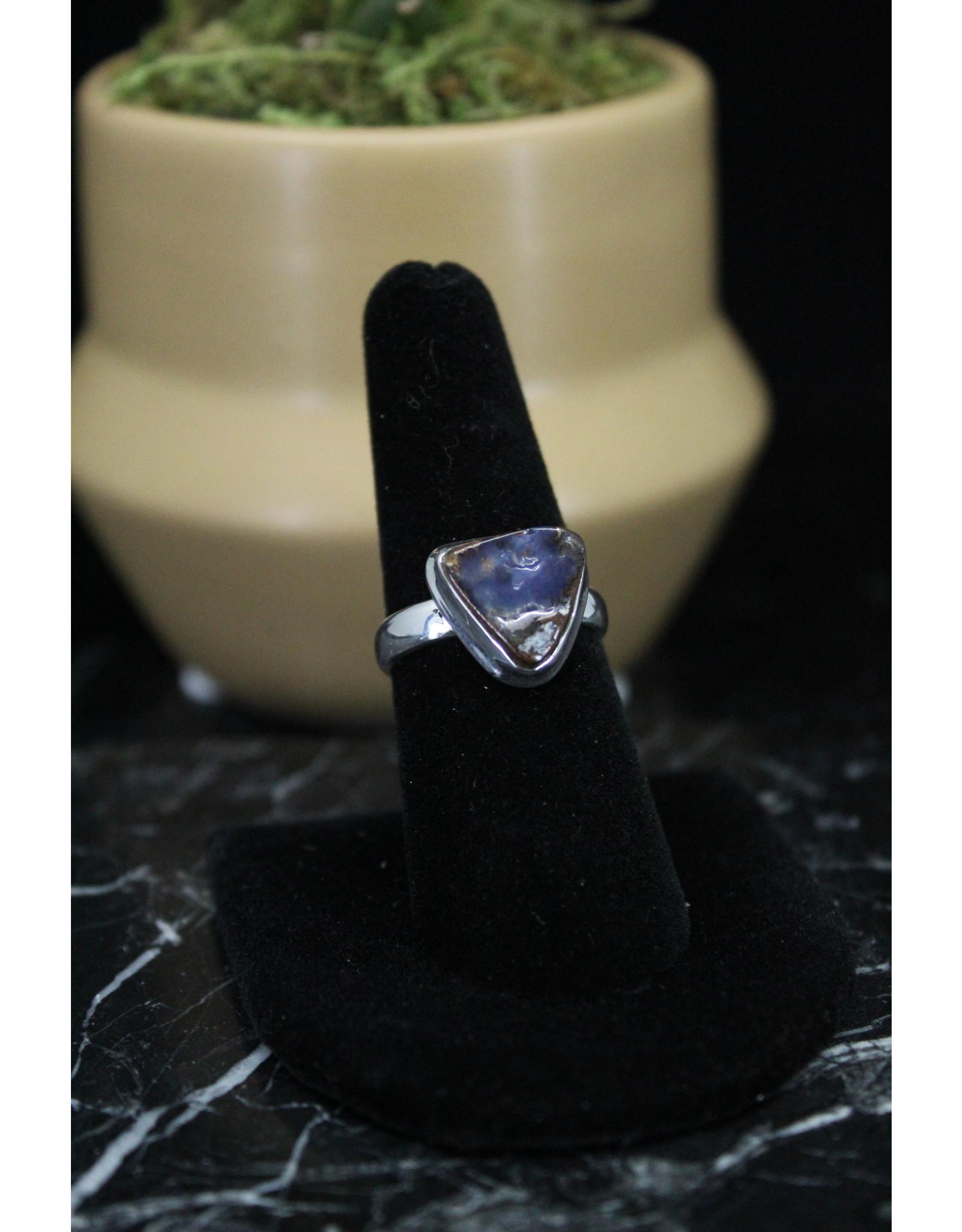 Boulder Opal Ring - Size 7
