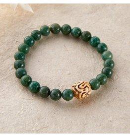 Silver & Sage - Expansion Bracelet