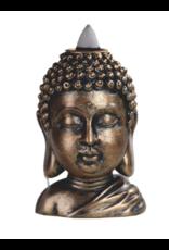 Buddha Head Backflow Cone Burner 3 1/2 Inch