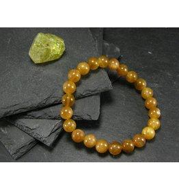 Golden Apatite Bracelet - 8mm