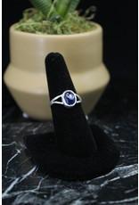 Blue Kyanite Ring - Size 8