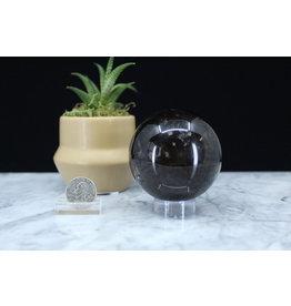 Smoky Quartz Sphere Orb-70mm