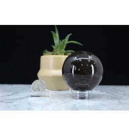 Smoky Quartz Sphere Orb-65mm