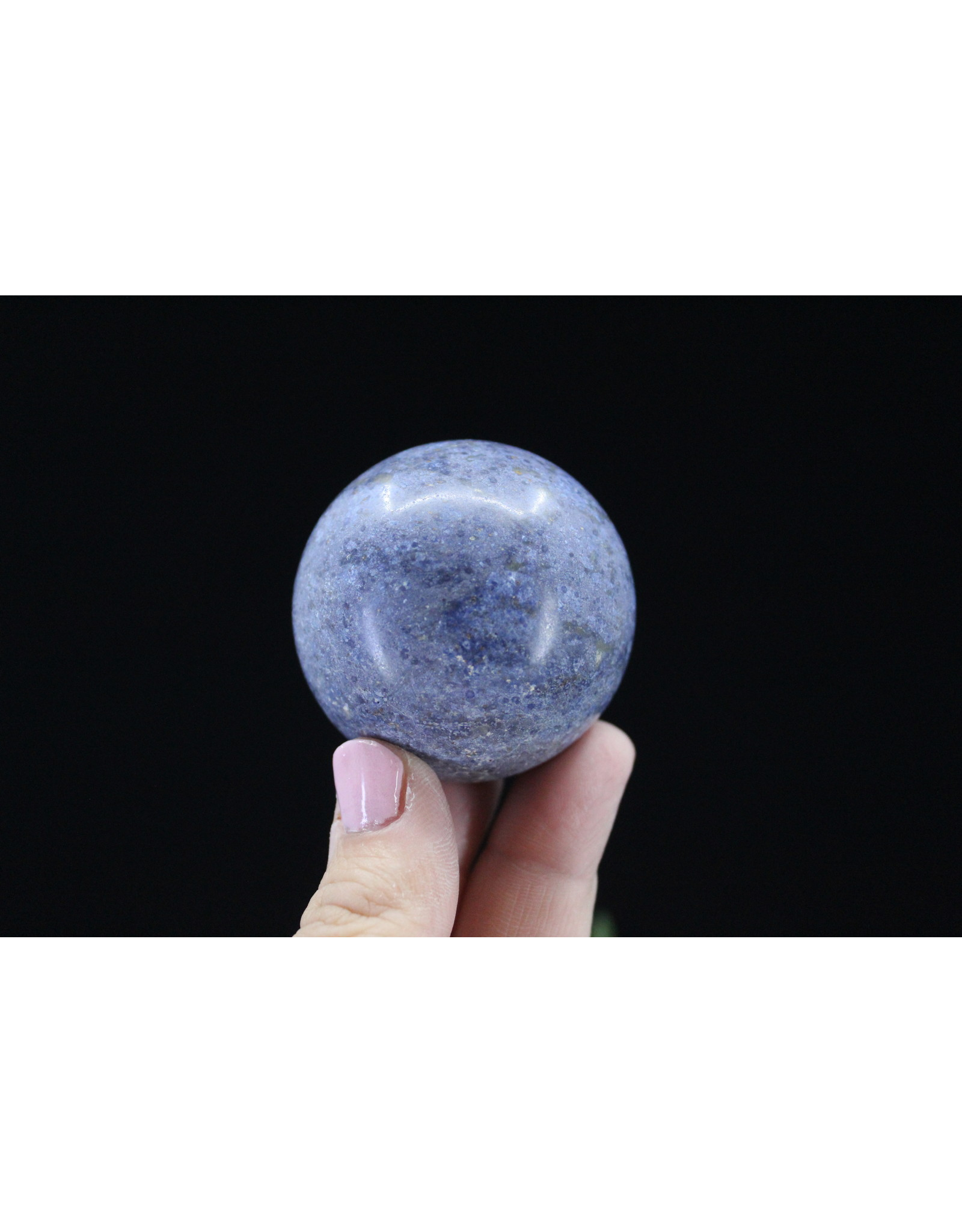 Dumortierite Sphere Orb-45mm