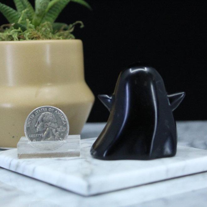 Black Obsidian Ghost-Large