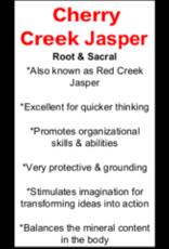 Cherry Creek Jasper Tower-Large