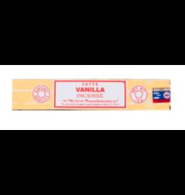 Nag Champa Satya Vanilla Incense Sticks-15 g