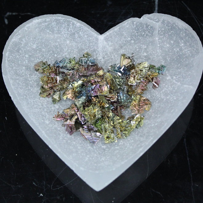 Bismuth - Mini Rough Raw Natural