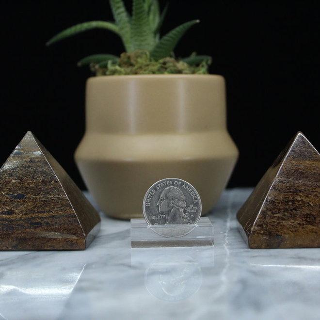 Bronzite Pyramid -Large