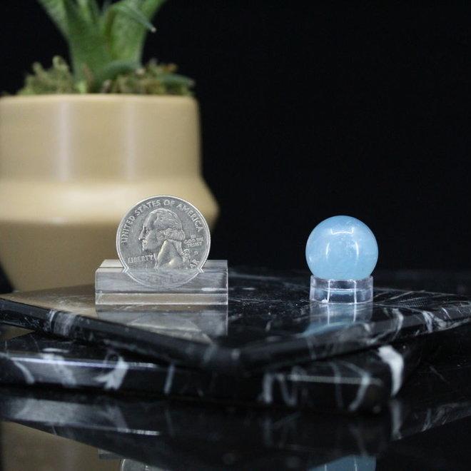 Aquamarine(AAA Grade) Sphere-15mm