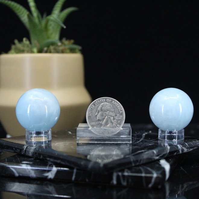Aquamarine(AAA Grade) Sphere-20mm