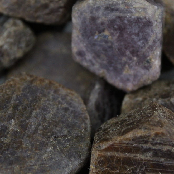 A Grade Ruby - Rough Raw Natural