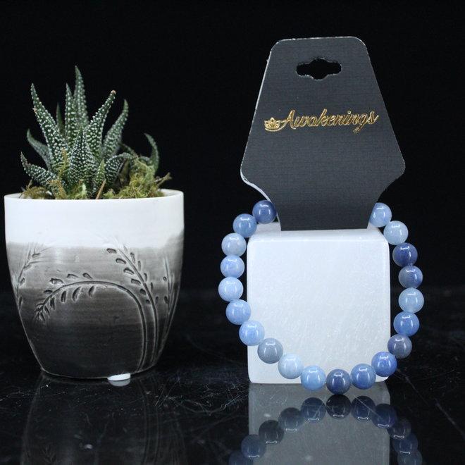 Blue Aventurine Bracelet-8mm